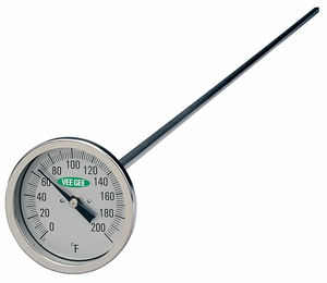 COMPOST DIAL THERMOMETER by Vee Gee
