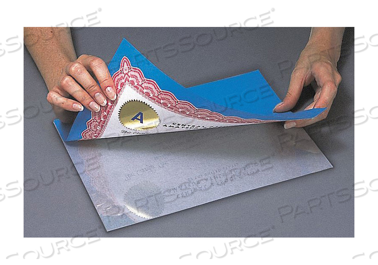 SELF LAMINATING SHEETS 12X9IN PK15 by C-Line