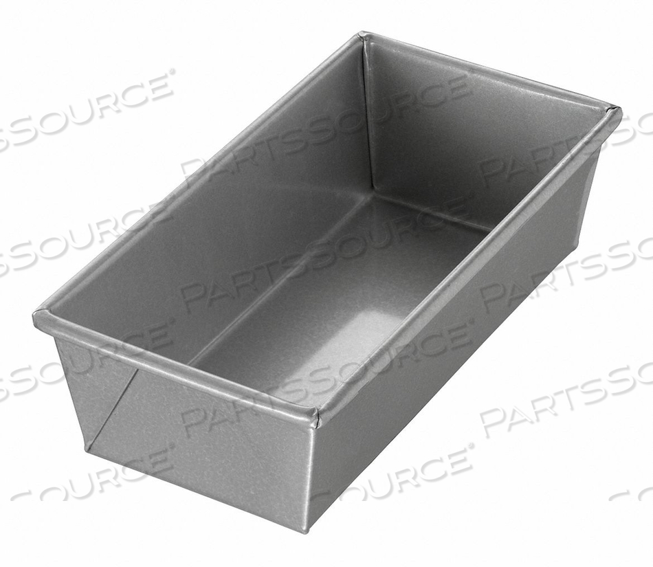BREAD PAN SINGLE PLAIN 9X4-1/2 by Chicago Metallic