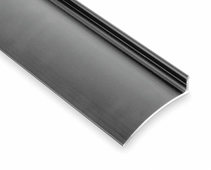 DRIP DOOR EDGE CLEAR ANODIZED 52 IN by Pemko