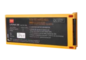 LP500 BATTERY REPLACEMENT KIT (END OF LIFE / NO LONGER SUPPORTED BY OEM) by Physio-Control