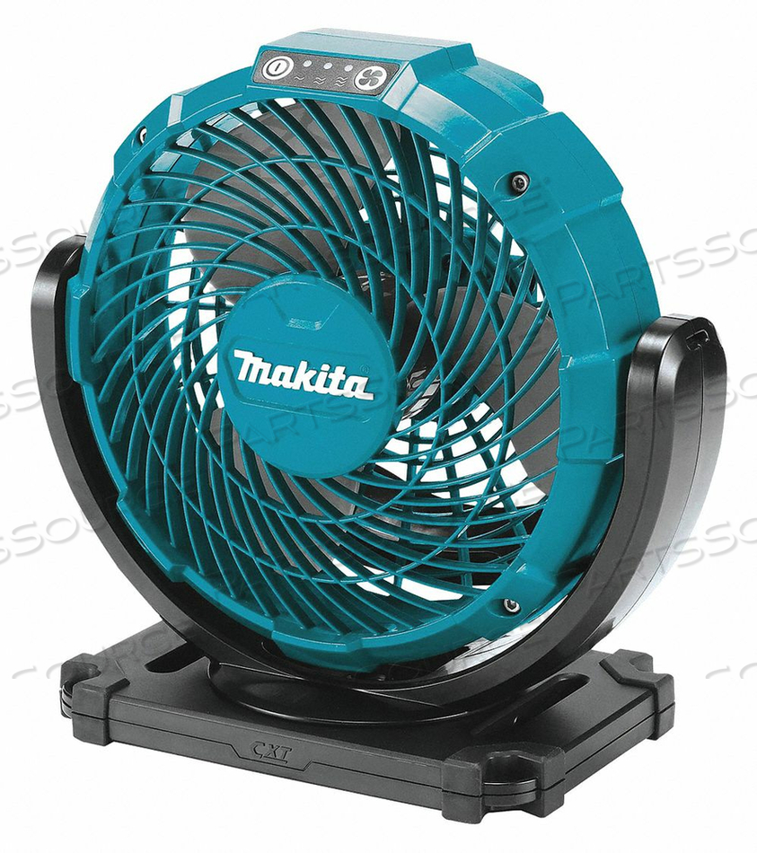 JOBSITE CORDLESS FAN 12V 7 BLADE DIA. by Makita