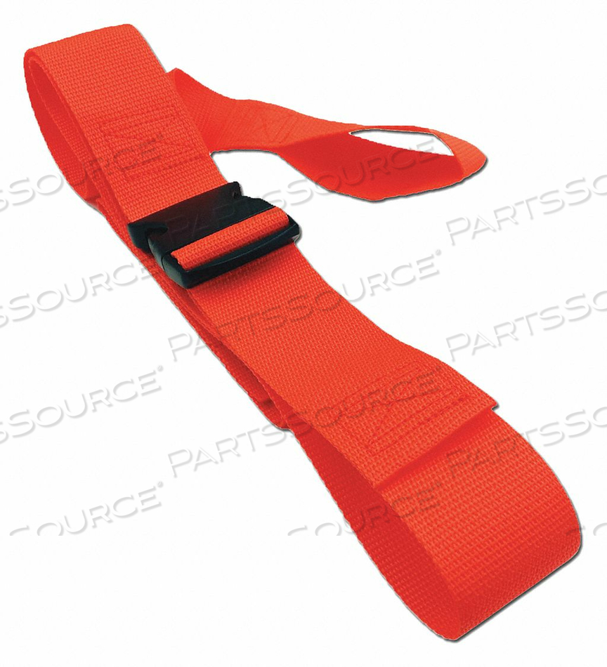 STRAP ORANGE 7 FT L by Disaster Management Systems (DMS)