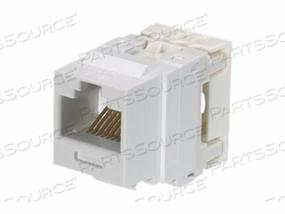 PANDUIT NETKEY PUNCHDOWN JACK MODULE - MODULAR INSERT - RJ-45 - ELECTRIC IVORY by Panduit