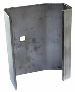 VERTICAL TRACK 7FT. 4IN. FOR 8FT DOOR PR by American Garage Door Supply