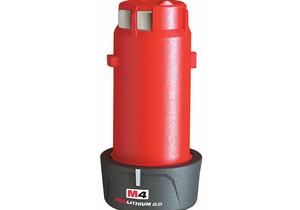 BATTERY 4V 2.0AH LI-ION by Milwaukee Electric Tools
