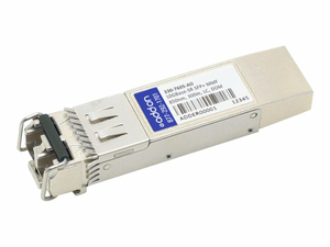 ADDON - SFP+ TRANSCEIVER MODULE (EQUIVALENT TO: DELL 330-7605) - 10 GIGE - 10GBASE-SR - LC MULTI-MODE - UP TO 984 FT - 850 NM - FOR DELL M8428-K CONVERGED NETWORKING SWITCH by ADDON