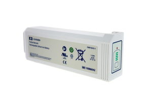 BATTERY RECHARGEABLE, LITHIUM ION, 25.9V, 4.3 AH, 112 WH by Puritan Bennett - Covidien