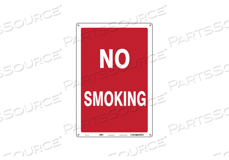 SAFETY SIGN 12 W 18 H 0.055 THICKNESS by Condor