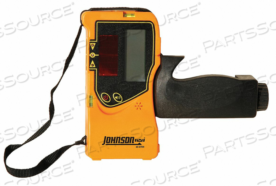 LINE GENERATOR LASER DETECTOR W/CLAMP by Johnson Level