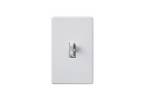 LIGHTING DIMMER TOGGLE FLUORESCENT WHITE by Lutron