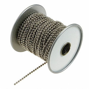 BALL CHAIN NO. 8 SILVER by Lucky Line Products