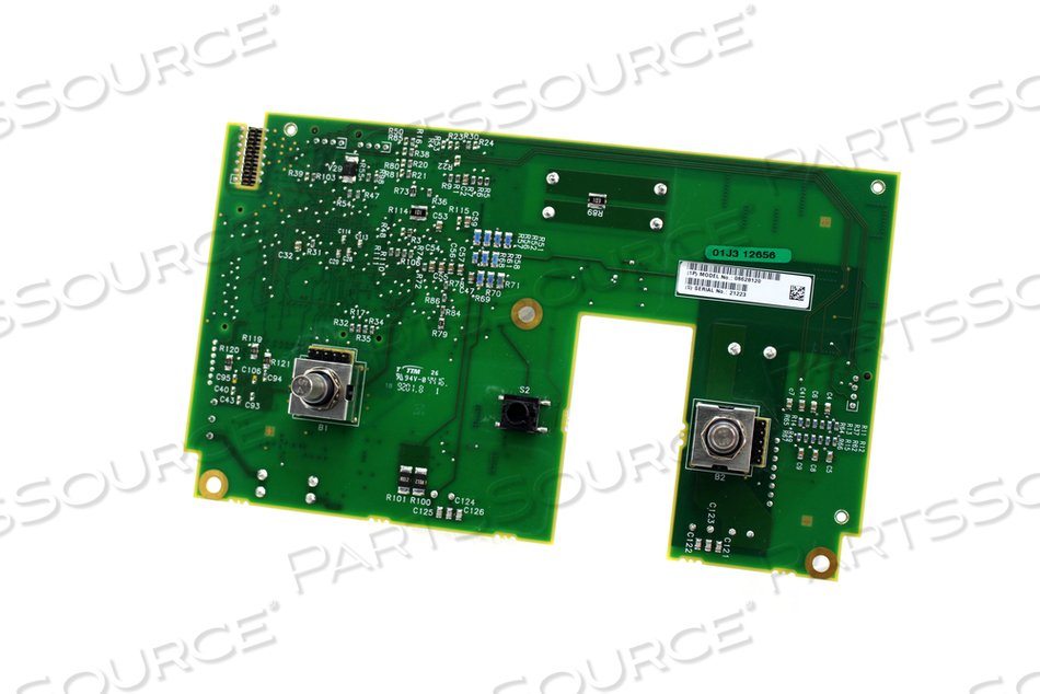FRONT PANEL BOARD by Siemens Medical Solutions