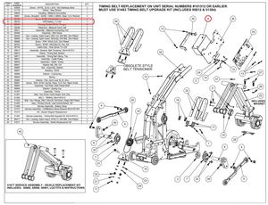 BATTERY UPS, SEALED LEAD ACID, 12V, 7.2 AH by NuStep, Inc.