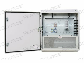 24X24 316 STAINLESS STEEL ENCL SWCH CAT6 by Panduit