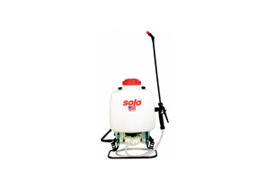 BACKPACK SPRAYER DIAPHRAGM PUMP 3 GAL by Solo
