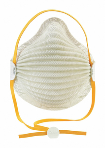 DISPOSABLE RESPIRATOR S N95 MOLDED PK10 by Moldex
