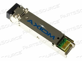 AXIOM - SFP (MINI-GBIC) TRANSCEIVER MODULE - GIGE - 1000BASE-SX - LC MULTI-MODE - UP TO 1800 FT by Axiom