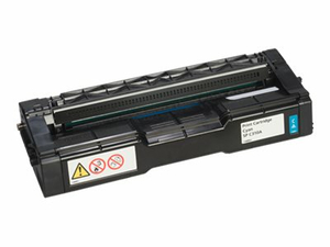 TONER 2500 PAGE YIELD CYAN by Ricoh