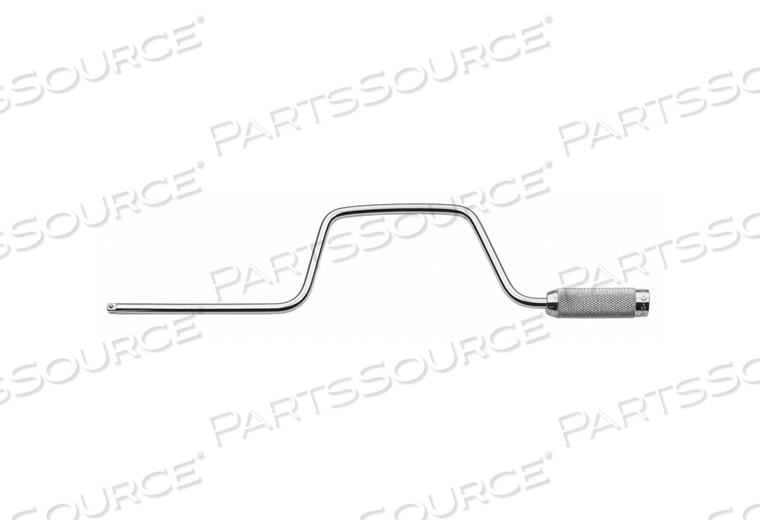 SPEED HANDLE 1/4 IN DR 14-1/2 IN. by SK Professional Tools