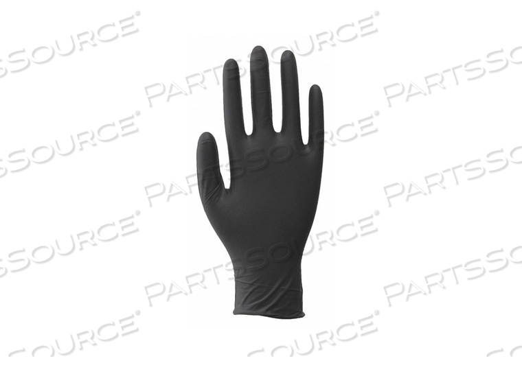 DISPOSABLE GLOVES NITRILE M PK100 by Condor