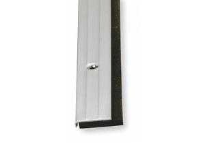 DOOR FRAME WEATHERSTRIP 4 FT BLACK by Pemko