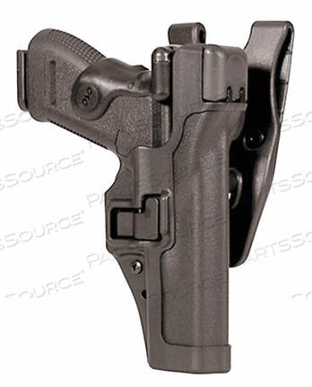 SERPA DUTY HOLSTER RIGHT MODEL H K P2000 by Blackhawk