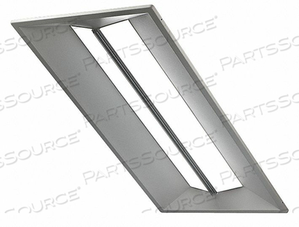 LED RECESSED TROFFER 3500K 44W 120-277V by Cree