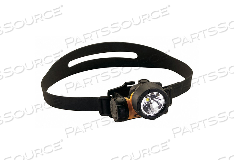 INDUSTRIAL HEADLAMP LED YELLOW by Streamlight