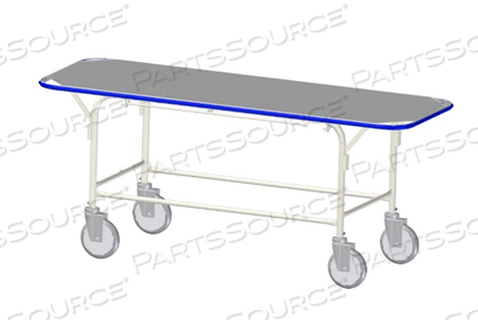 TRANSPORT STRETCHER, FIXED HEIGHT