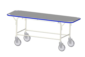 TRANSPORT STRETCHER, FIXED HEIGHT by Pedigo Products, Inc.