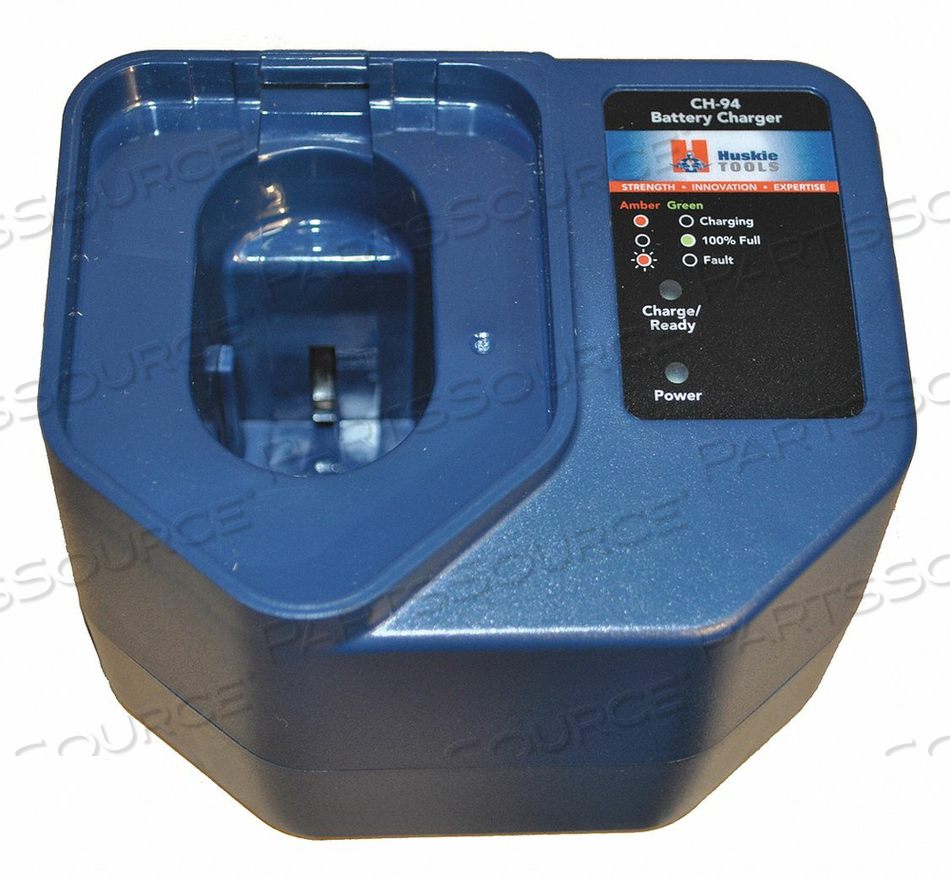 BATTERY CHARGER 16.0 TO 20.0V LI-ION by Huskie Tools