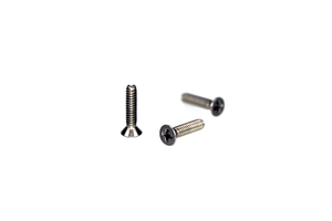 SCREW FOR NETWORK CARD COVER, 4-40 DIA/THREAD SIZE X 1/2 LENGTH, PHILIPS by CareFusion Alaris / 303