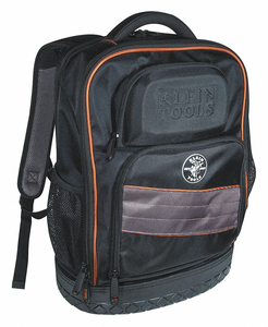 TOOL BACKPACK 25 POCKETS 14 X7 X18-1/4 by Klein Tools