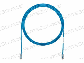 PANDUIT TX5E-28 CATEGORY 5E PERFORMANCE - PATCH CABLE - RJ-45 (M) TO RJ-45 (M) - 4 FT - UTP - CAT 5E - HALOGEN-FREE - BLUE by Panduit
