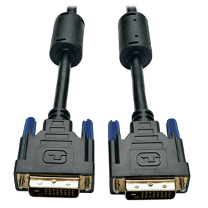 DVI DUAL LINK DIGITAL TMDS MONITOR CABLE DVI-D M/M 30' 30FT by Tripp Lite