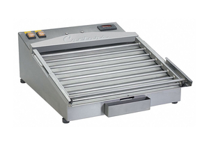 HOT DOG GRILL UP TO 24 HOT DOGS 120V by Cretors