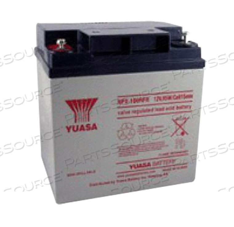 BATTERY, SEALED LEAD ACID, 12V, 28 AH, THREADED INSERT by R&D Batteries, Inc.