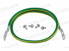 PANDUIT AUXILIARY CABLE JUMPER - RACK GROUNDING KIT by Panduit