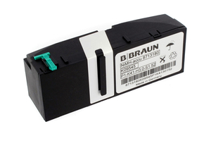 BATTERY RECHARGEABLE, NICKEL METAL HYDRIDE, 4.8V, 2.1 AH FOR INVIVO HL20 ROTAFLOW by B. Braun Medical Inc (Infusion Systems Division)
