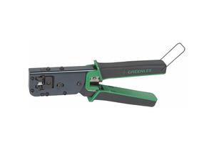 RATCHET CRIMPER RJ-11/45/12 13 L by Tempo Communications