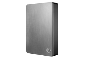 PORTABLE EXTERNAL HARD DRIVE, 1 TB MEMORY, BLACK, 2.992 IN X 4.468 IN, 0.351 LB, USB 3.0 by Seagate (Maxtor)