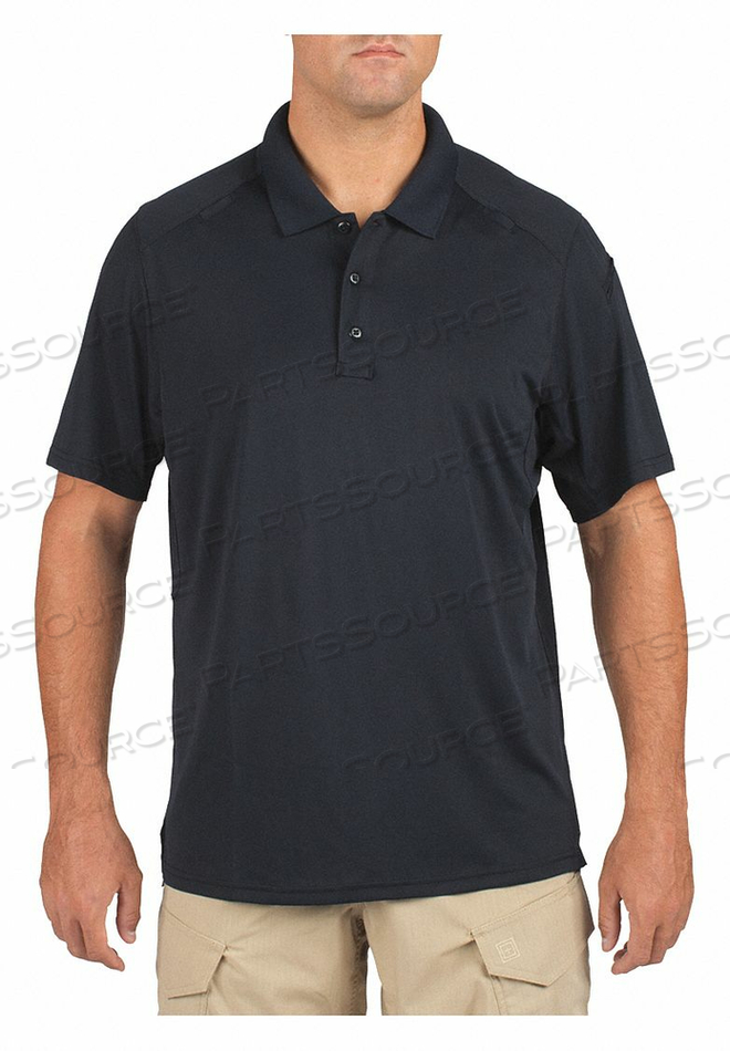 J5699 HELIOS POLO L DARK NAVY by 5.11 Tactical