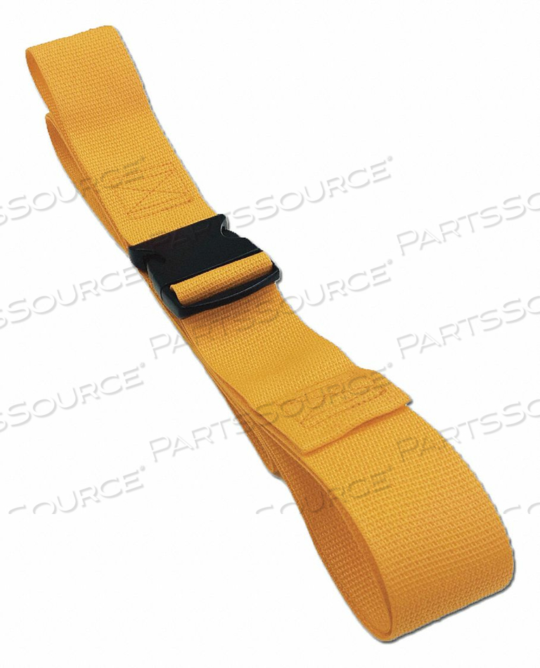 STRAP YELLOW 9 FT L by Disaster Management Systems (DMS)