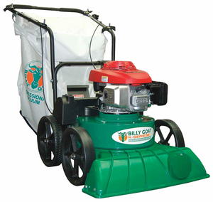 SELF-PROPELLED LITTER VAC 6.5HP 40 GAL. by Billy Goat