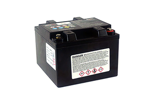 BATTERY, SEALED LEAD ACID, 12V, 26 AH by International Biomedical