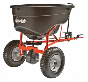 BROADCAST SPREADER 130 LB. TOW HANDLE by Agri-Fab