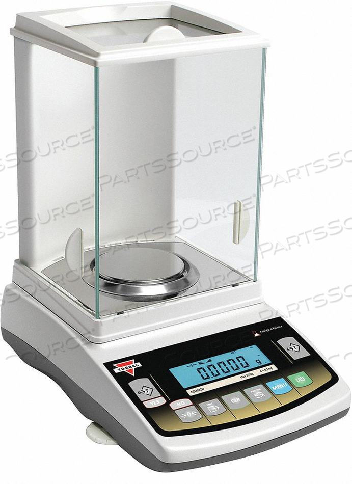 ANALYTICAL BALANCE SCALE 220G DIGITAL by Torbal