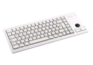 KEYBOARD - CHERRY SLIM LINE G84-4420 by Cherry (ZF Electronic Systems)