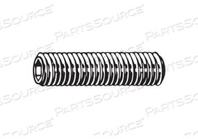 SET SCREW FLAT 60MM L STEEL PK250 by Fabory